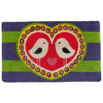Love Bird Doormat