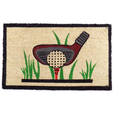 Phillip Golf Doormat