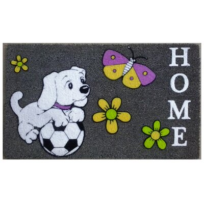 Soccer Dog Doormat