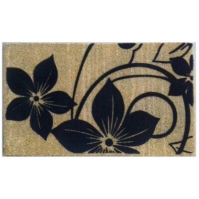 Flower Doormat