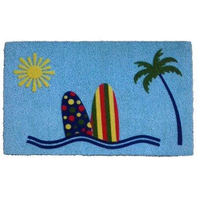Sunny Beach Doormat