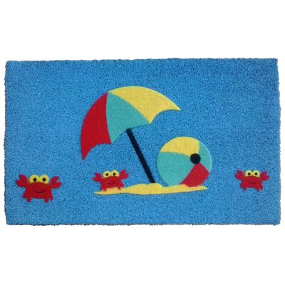 Crabs Beach Doormat