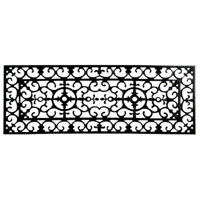 Molded Stair Doormat Size: 9 x 30