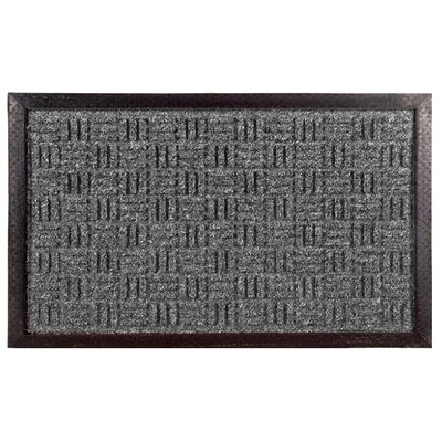 Molded Doormat Size: 24 x 36