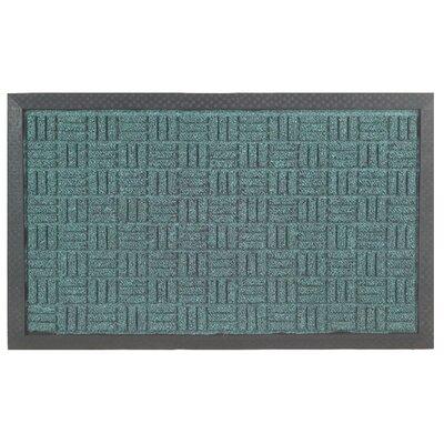 Molded Doormat Size: 18 x 30
