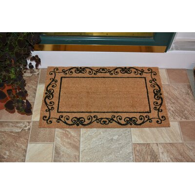 Castano Backed Coir Doormat