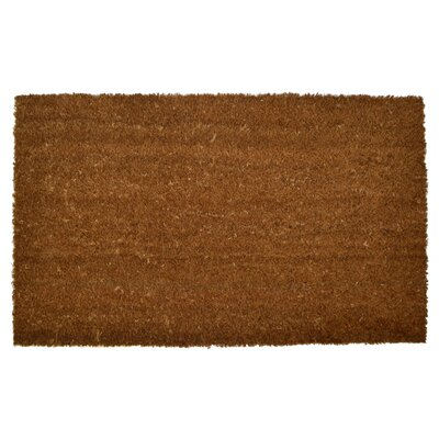 Russiaville Backed Coir Doormat