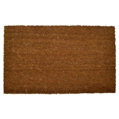 Russiaville Backed Coir Doormat