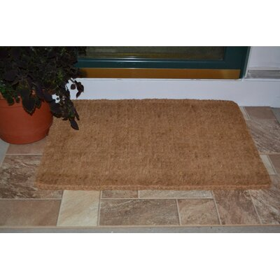 Windermere Plain Mat Coir Doormat