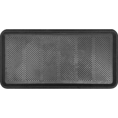 Rubber Boor Tray Doormat