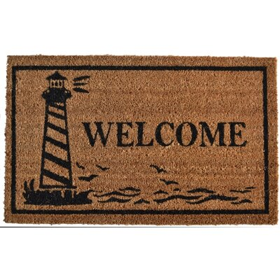 Guiding Light Doormat