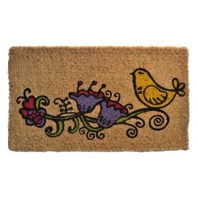 Creel Twitter Doormat Rug Size: 30 x 18