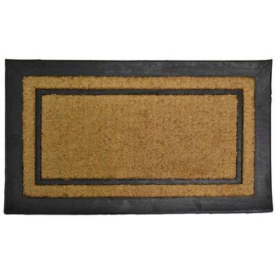 York Doormat Rug Size: 16 x 26