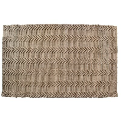 Natural Waves Rug Rug Size: Rectangle 2 x 3