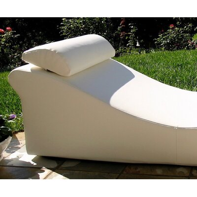 Surf Low Pro Bolster Color: Chill White