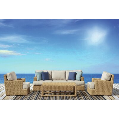 Leucadia Deep Seating Group - Product photo
