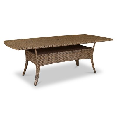 Santa Cruz 84 Dining Table