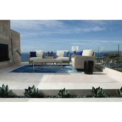 Lovable Deep Sunbrella Seating Group Cushions Manhattan - Product picture - 724