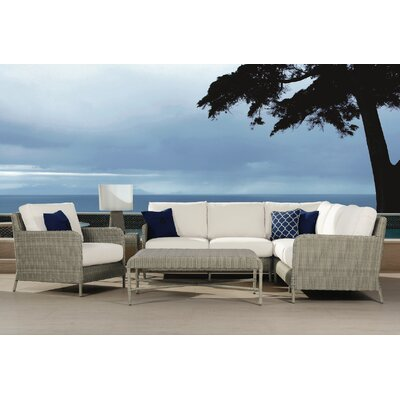 Manhattan Sofa Deep Seating Group with Cushion