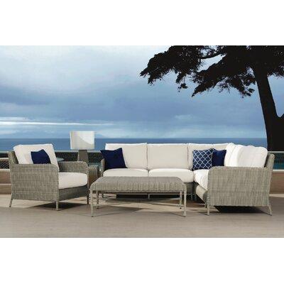 Manhattan Deep Sunbrella Seating Group Cushions - Product photo