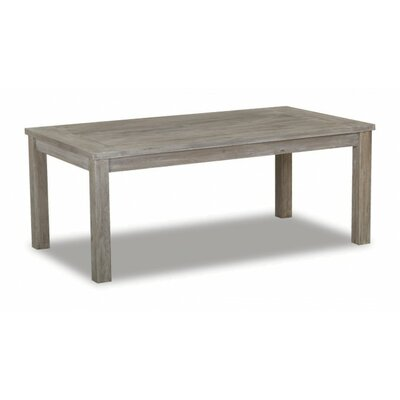 Manhattan Dining Table Size: 72L X 39 W