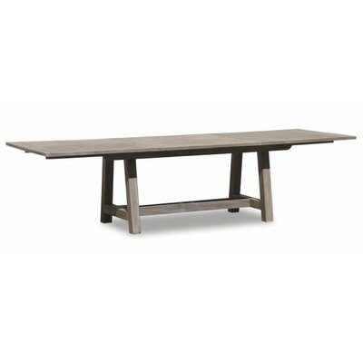 Manhattan Dining Table Table Size: 118 L x 40 W