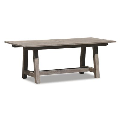 Manhattan Dining Table Table Size: 79 L x 40 W