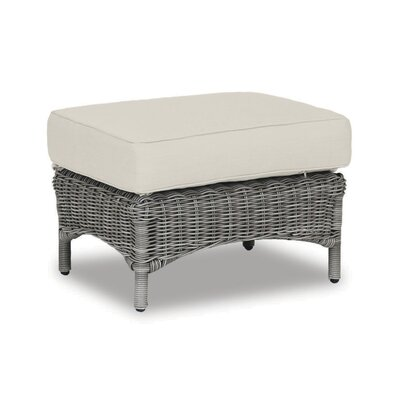 La Costa Ottoman with Cushion
