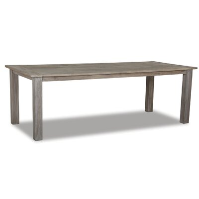 Manhattan Dining Table Size: 91L X 39W