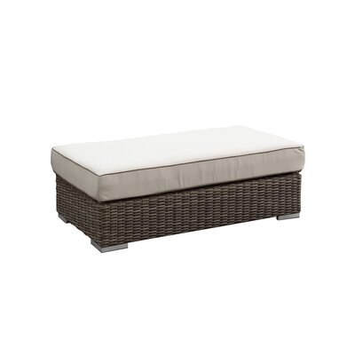Coronado Double Ottoman with Cushion
