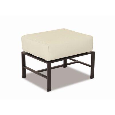La Jolla Ottoman with Cushion