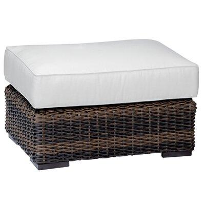 Montecito Ottoman with Cushion