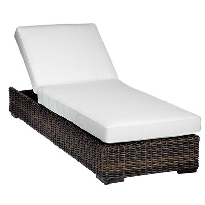 Montecito Chaise Lounge with Cushion