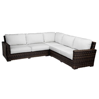 Montecito Sectional with Cushions