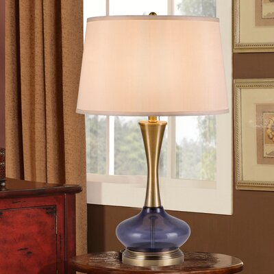 27 Table Lamp Bulb: Not Included