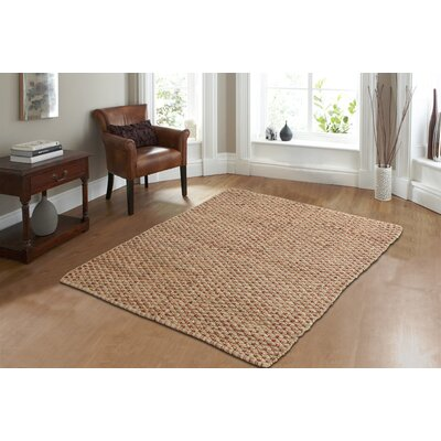 Criss Hand-Woven Natural Area Rug