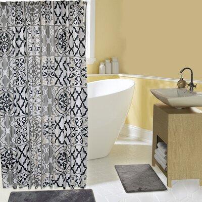 Addison 15 Piece Shower Curtain Set