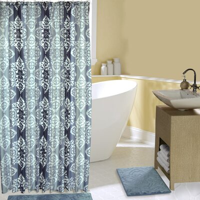 Cosmo 15 Piece Shower Curtain Set