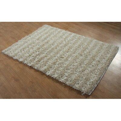 Seabury Shag Hand-Woven Cotton Area Rug Rug Size: 4 x 6