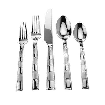 Splendide Chicago 20 Piece Flatware Set