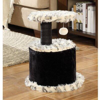 20 Leopard Lounge Cat Tree