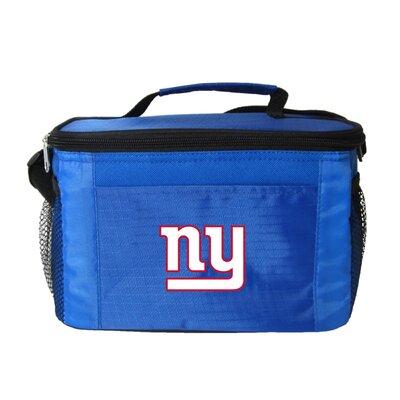 Kolder 6 Pack New York Giants Heavy Duty Cooler