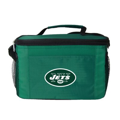 Kolder 6 Pack New York Jets Heavy Duty Cooler