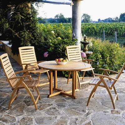 One of a kind Kingsley Bate Outdoor Dining Sets Recommended Item
