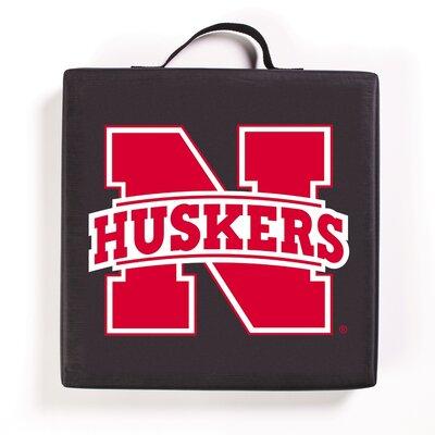 NCAA Nebraska Cornhuskers Outdoor Adirondack Chair Cushion