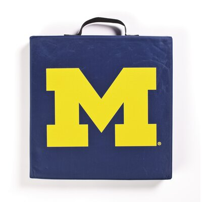 Image of NCAA Michigan Wolverines Outdoor Adirondack Chair Cushion