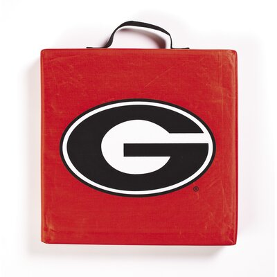 NCAA Georgia Bulldogs Outdoor Adirondack Chair Cushion