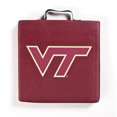 NCAA Virginia Tech Hokies Outdoor Adirondack Chair Cushion