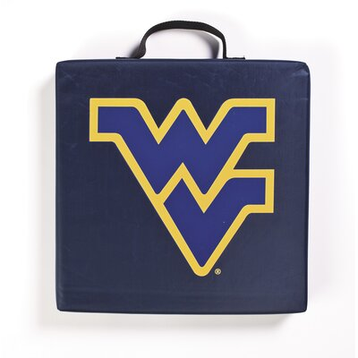 NCAA West Virginia Mountaineers Outdoor Adirondack Chair Cushion