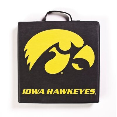 NCAA Iowa Hawkeyes Outdoor Stadium Cushion